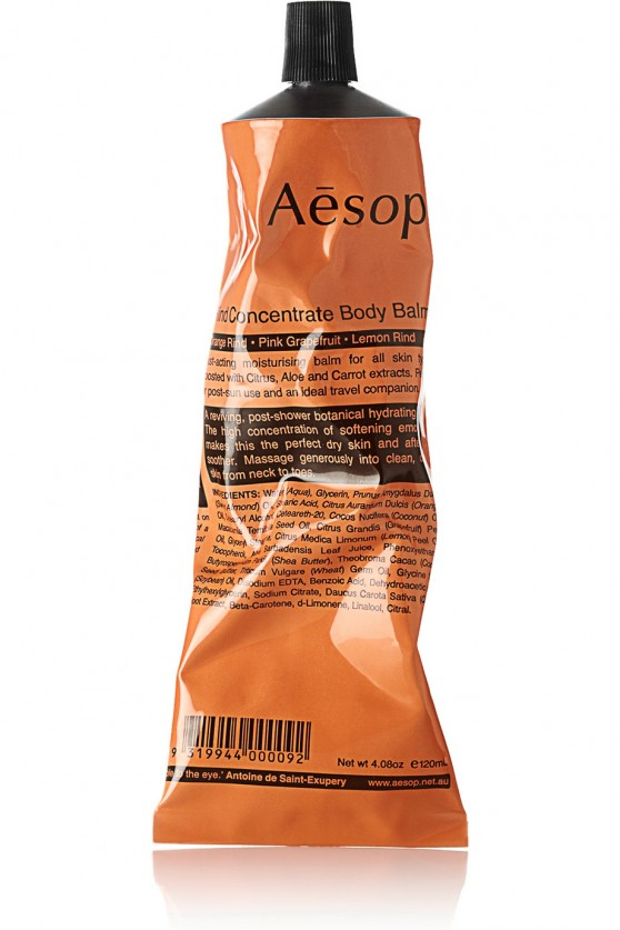 Aesop Rind Concentrate Body Balm...Yum  e1364660276841 Mostly Lovin This Week
