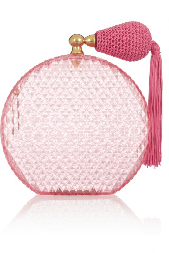 Charlotte Olympia Scent Bottle Clutch e1364659322752 Mostly Lovin This Week