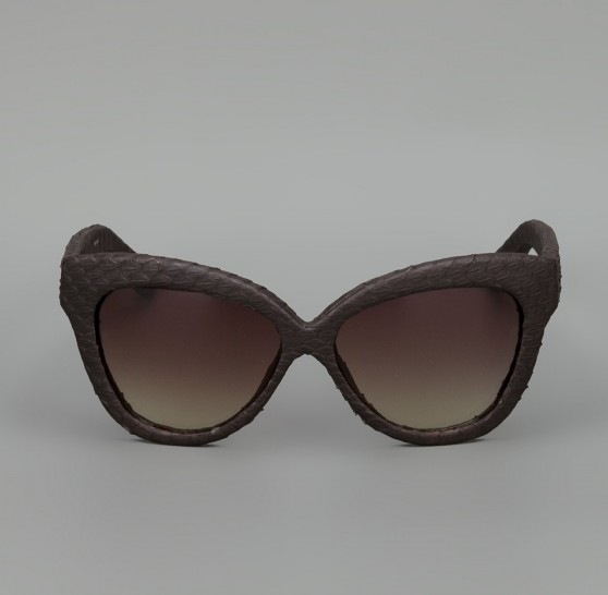 Linda Farrow Snake Cats Eyes Sunnies e1363872822137 Mostly Lovin This Week