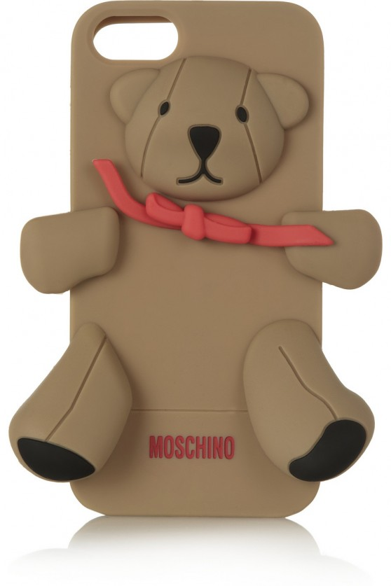 Moshino Brown Bear iphone 5 Case e1363782121468 Mostly Lovin This Week