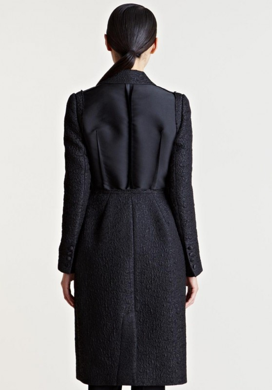 Lanvin Textured Coat e1376221892779 The One, AW 2013