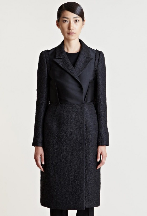 Lanvin Textured Coat2 e1376221863263 The One, AW 2013