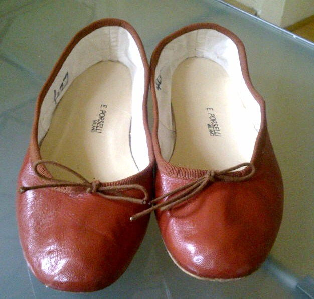IMG 20140926 00736 Mostly Lovin: Porselli Ballet Shoes