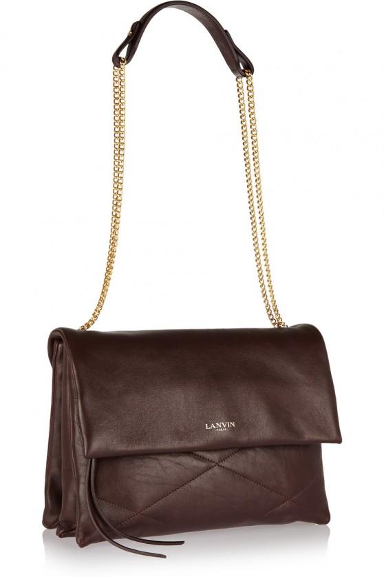 Lanvin Sugar Quilted Shoulder Bag e1410338012170 Mostly Lovin:  My Autumn 2014 List