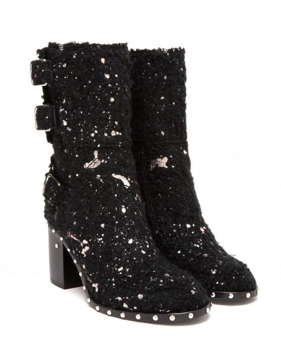 fabric achille calf boots e1414305953504 Winter Wonders