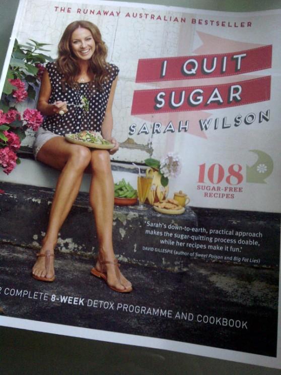 Mostly Lovin': I Quit Sugar by Sara Wilson!