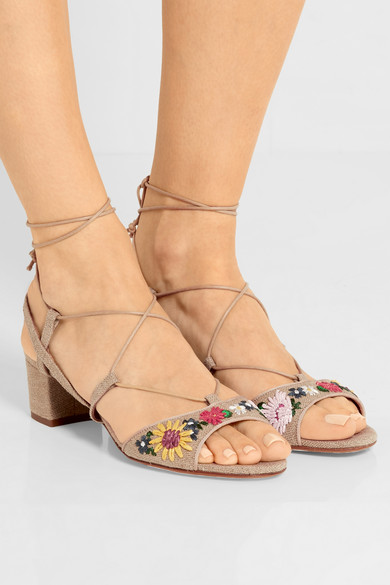 Tabitha Simmons Lori Meadow Sandals
